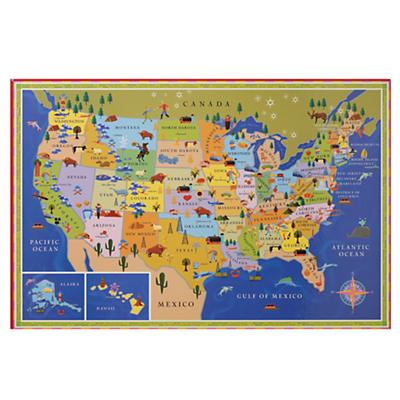 This Map Is Your Map Wall Art