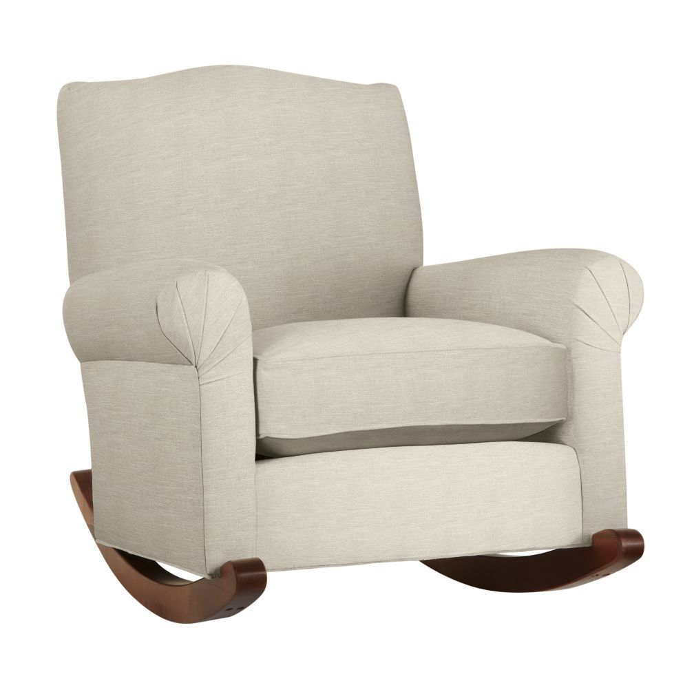 Attractive American Rocking Chair (Devote Cream)