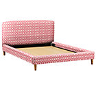 Stock Plus Twin Upholstered Bed
