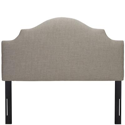 Queen As You Wish Upholstered Headboard (Arched)