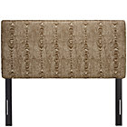 Custom Queen Basic Rectangle Upholstered Headboard
