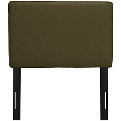 Twin As You Wish Upholstered Headboard (Basic)