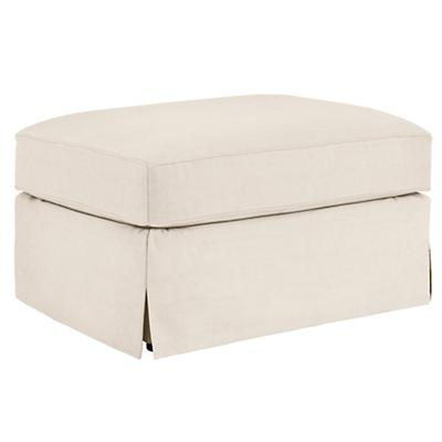 Mod Nod Ottoman (Stock Plus)