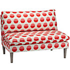 Custom As You Wish Upholstered Settee