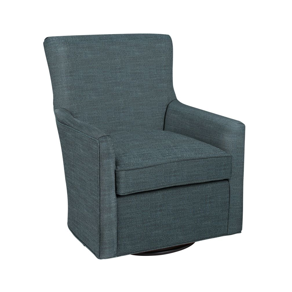 Toby Swivel Glider (Tribeca Peacock)