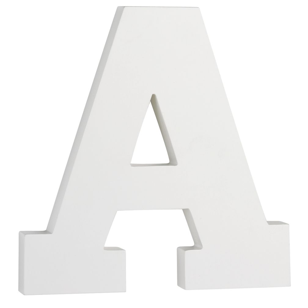 We've Got Letters, Letter 'A'