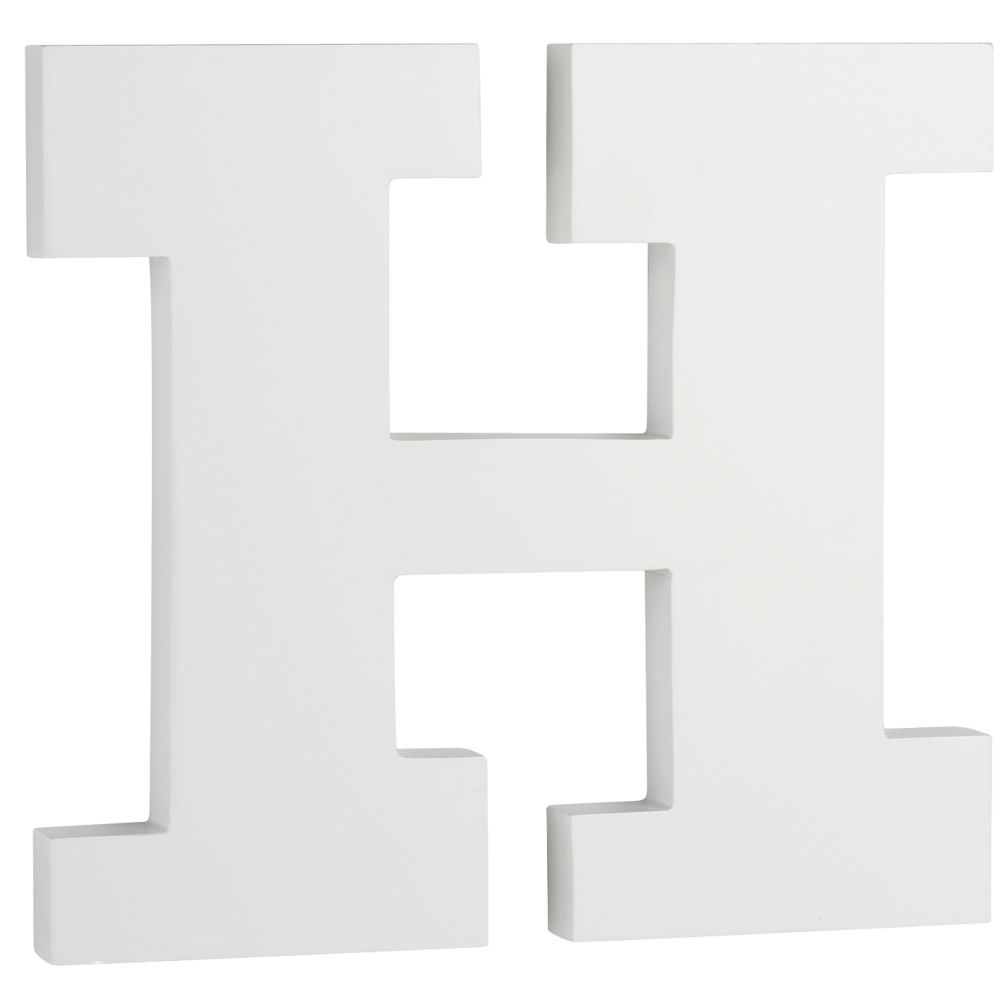 We've Got Letters, Letter 'H'