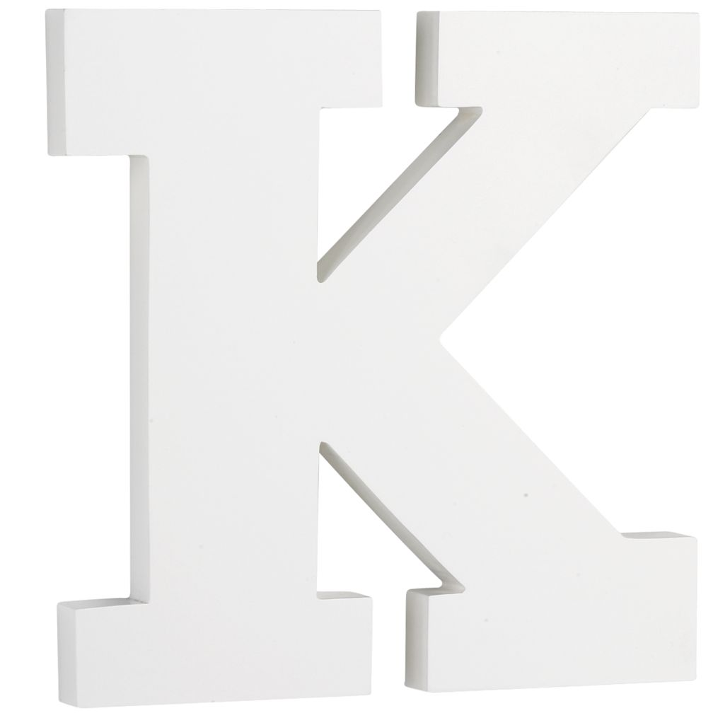We've Got Letters, Letter 'K'