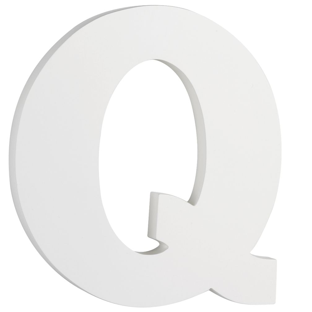 We've Got Letters, Letter 'Q'