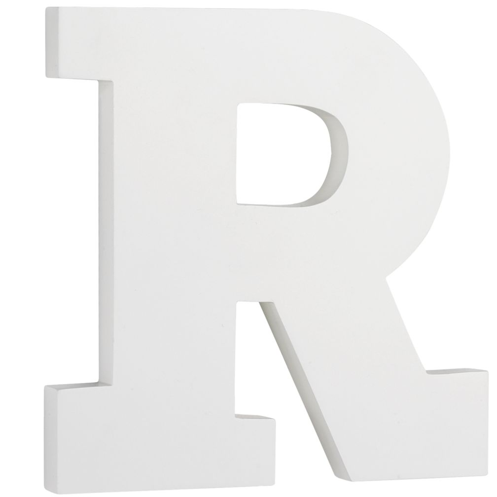 We've Got Letters, Letter 'R'