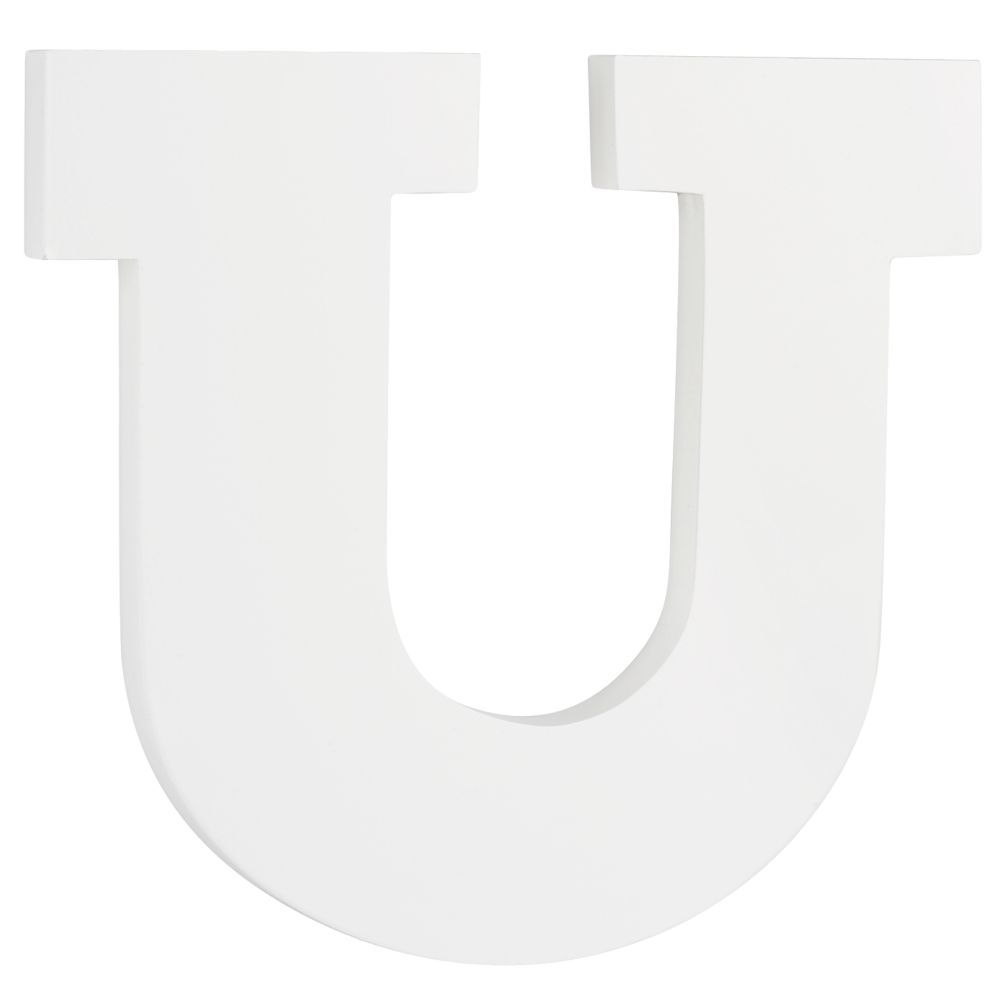 We've Got Letters, Letter 'U'