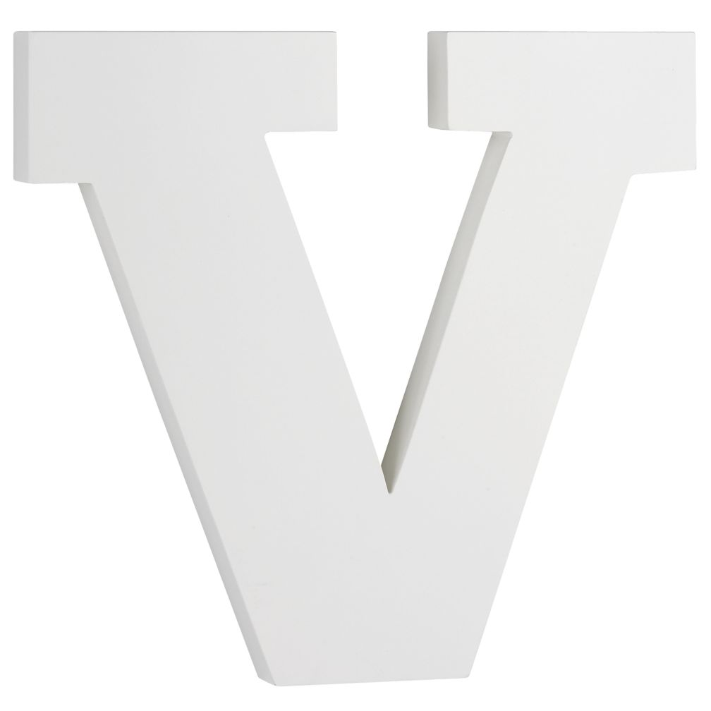 We've Got Letters, Letter 'V'