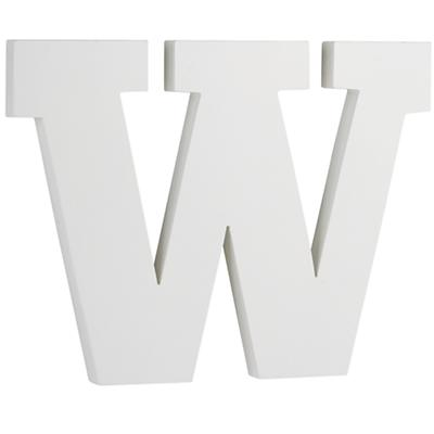 We've Got Letters, Letter 'W'