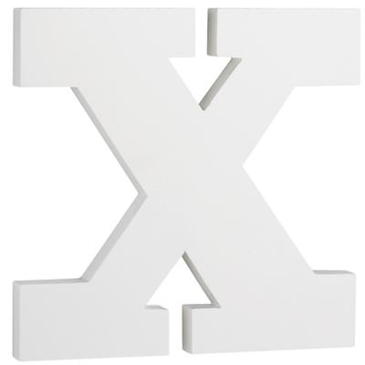 We've Got Letters, Letter 'X'