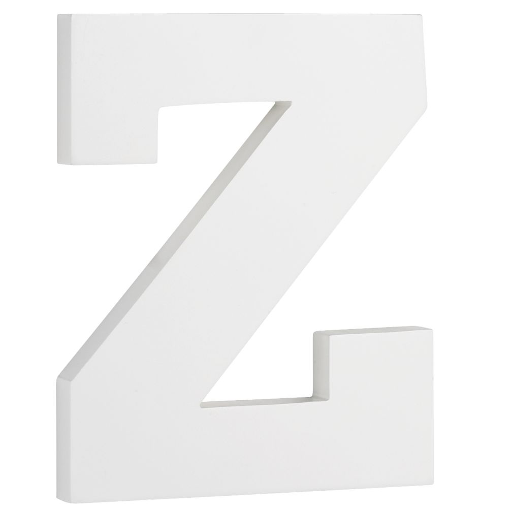 We've Got Letters, Letter 'Z'