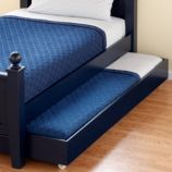 Walden Storage Trundle (Midnight Blue)