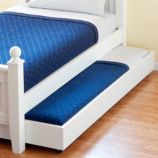 Walden Storage Trundle (White)