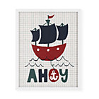 Ahoy Hi Hello Wall Art