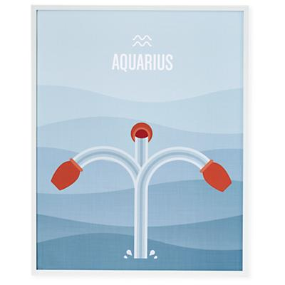 WallArt_Astrology_Aquarius_LL