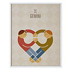 Your Sign Gemini Wall Art
