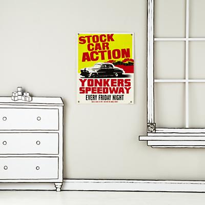 WallArt_Banner_Action_StockCar