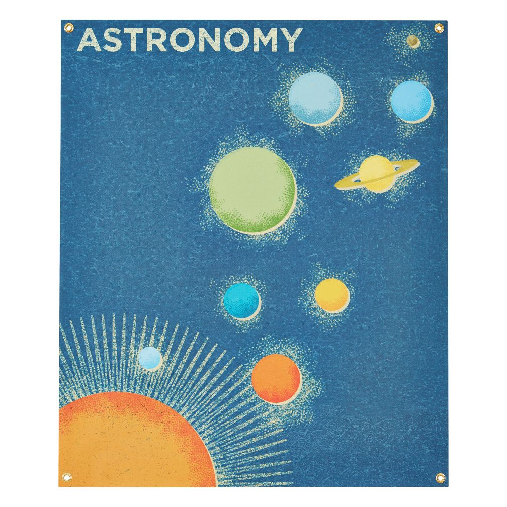 John Golden Science Banner (Astronomy)