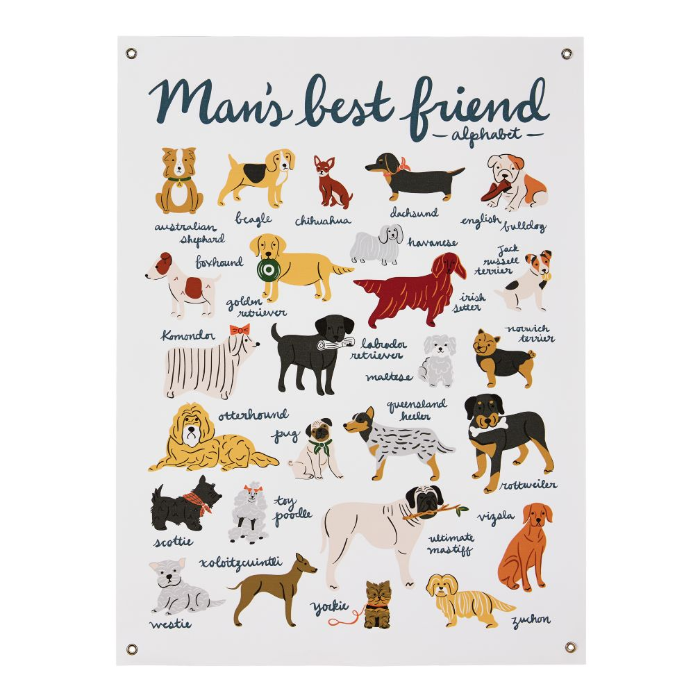 Man's Best Friend Banner