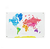 Maps & Places Wall Art