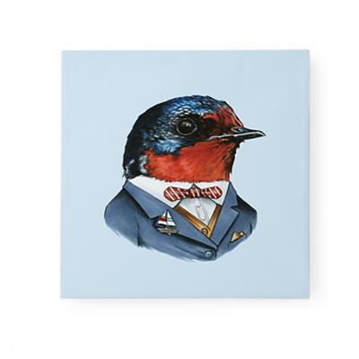 Bird Head Portrait
