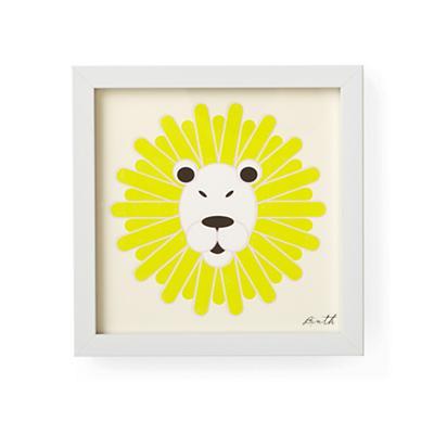 Lion Friends Wall Art