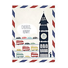 Cheerio London Personalized Wall Art