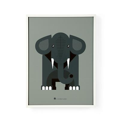 WallArt_Edgar_Elephant_1011