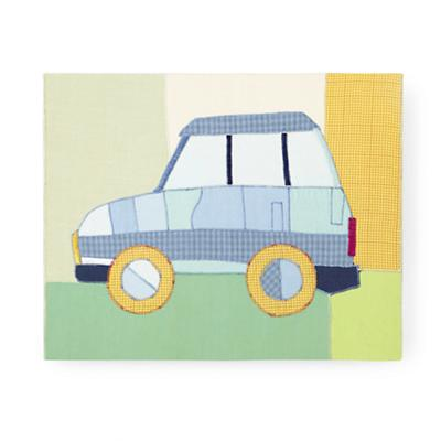 WallArt_Embroidered_Car_1011