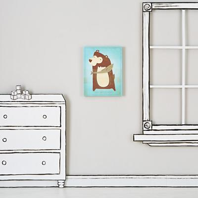 WallArt_Happy_Bear_238434