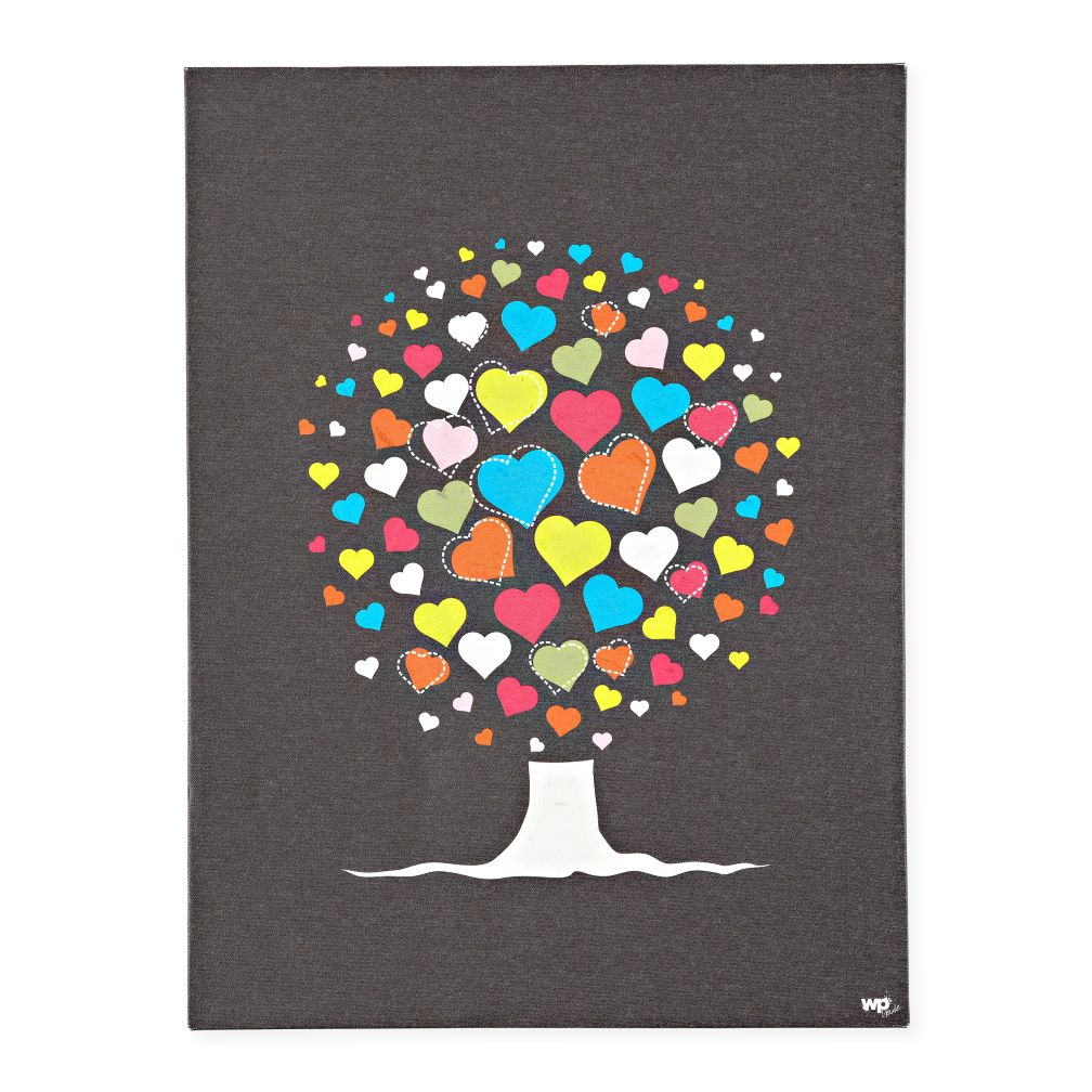 Love Tree Wall Art