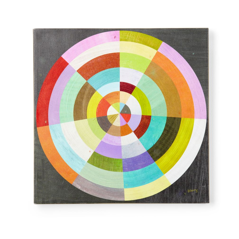 Bullseye Wall Art