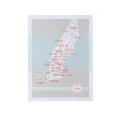 WallArt_Maps_NewYork_1011
