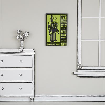 WallArt_OuterSpace_Robot