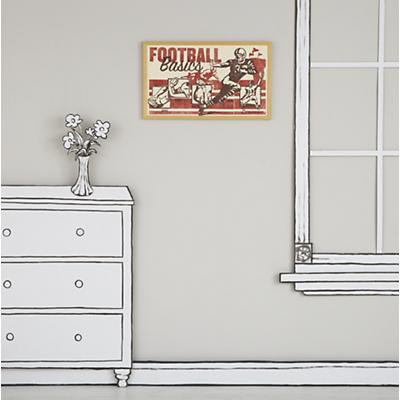 WallArt_PosterPlay_Footbal