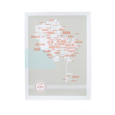 WallArt_Poster_Map_LA_1211