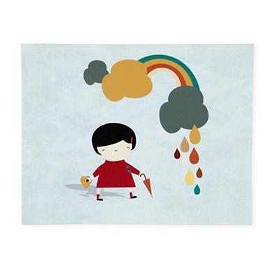 Singing in the Rain Wall Art
