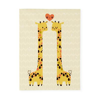 WallArt_TallTogether_Giraffe_LL