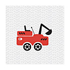 Red Road Crew Canvas Wall Art
