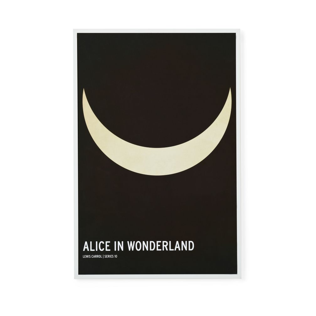 Fairy Tale Framed Poster (Alice in Wonderland)