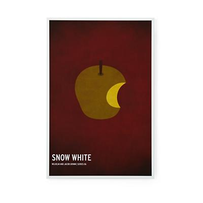 Fairy Tale Framed Poster (Snow White)