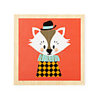 Cat Wooden Framed Wall Art
