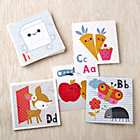 Alphabet Wall Cards by Jillian Phillips Set of 26 Cards