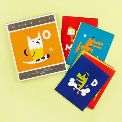 Letters in a Flash Alphabet Cards