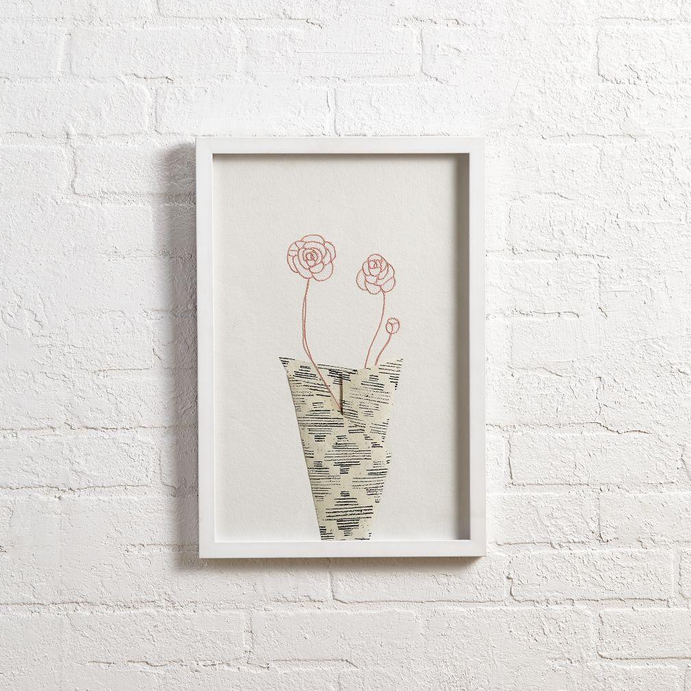 Still Life Wall Art (Pink)