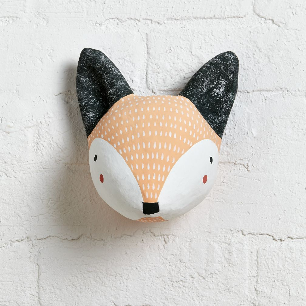 Forest Pop Wall Décor  (Fox)